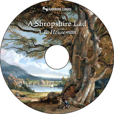 A Shropshire Lad - Unabridged MP3 CD Audiobook in paper sleeve