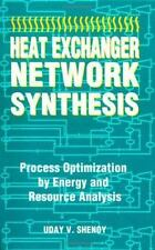 Heat Exchanger Network Synthesis:: Process Optimization by Energy and Resource A