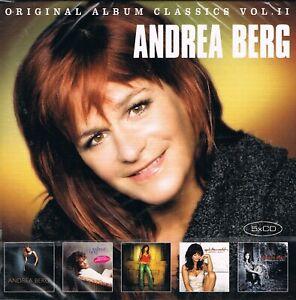 Andrea Berg - Original Album Classics Vol. 2 ** NEU + OVP ** Pop Schlager