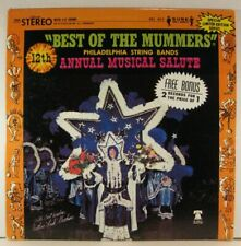 Best Of The Mummers 12th Annual Musical Salute Phil. String Band - 2 LPs - 1973