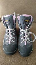 Women's Asolo Revert Gor-Tex Gray Hiking Boots 8.5