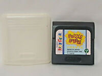 Puzzle Bobble Cartridge Sega Game Gear 1996 Japanese Game