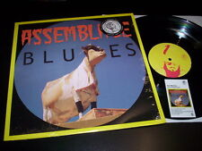 "Dan Melchior ‎""Assemblage Blues"" LP Siltbreeze ‎– SB141 Usa 2011"