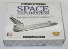 Eyewitness Kit Space Exploration Space Casting Kit by Skullduggery New In Box