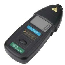 Dt2234c Handheld Digital Laser Tachometer Rpm Non Contact Speed Meter Usa