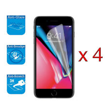 """4 x Screen Cover Guard Shield Film Foil For iPhone 8 4.7"""" Protector"""