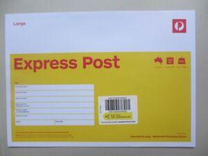 Express Post Envelopes Large (B4) x 20 FREE EXPRESS POSTAGE