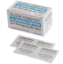 Alkoholtupfer 6x3 Cm steril ()