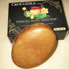 Natural Eczema, Vitiligo, Psoriasis Dermatitis, Skin Rash Crocodile Oil Soap