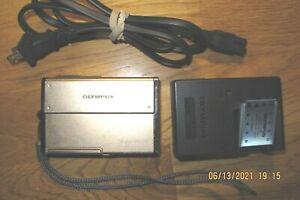 Olympus Stylus Tough 1050SW 10.1MP Digital Camera - Champagne