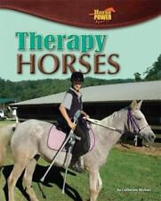 Therapy Horses (Horse Power)-ExLibrary