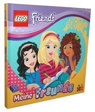 LEGO-Friends Meine Freunde-Freundschaftsbuch-Freundebuch-Friendship book-neu-new