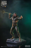 DC Justice League Aquaman Statue PVC Action Figure Collectible Model Toy