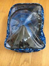 Leucothea Full Face Snorkel Mask with Carry Bag