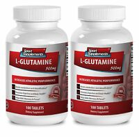 Amino Energy - L-GLUTAMINE 500mg - Help With Weight Loss Pills 2B