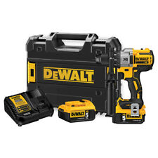 DeWALT DCD991P2 Perceuse Visseuse à Percussion 3-Vitesses 18V 5Ah Coffret