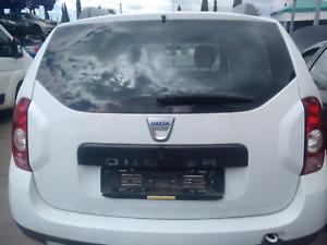 Cofano posteriore dacia duster 2012 (dal2010 al2016)bianco ottimo stato