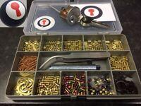 Locksmith pins 2.8mm 6 sizes mixed bag of 50 1st P/&P