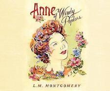 Anne of Windy Poplars by L M Montgomery (CD-Audio, 2017)