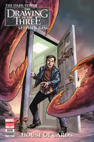 DARK TOWER Drawing Of The Three House Of Cards #1 McKone 1:25 Variant NM