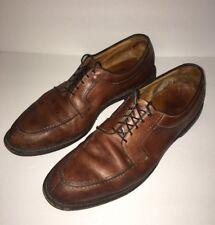 Allen Edmonds Men's Size 14 Shoes Oxford Wilbert Brown Leather Lace Up