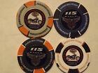 Harley Davidson 115th Anniversary KC Vehicle & Powertrain Operations Poker Chip
