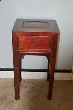 New listing Antique Asian Side Table