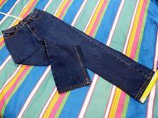 Original Juniors Girls' GEORGE pants jeans Size 6 Loose Fit Denim Blue  NICE
