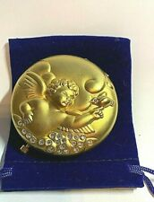 More details for vintage estee lauder compact march angel     in great condition  unused