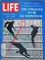 ORIGINAL Vintage Life Magazine April 21 1967