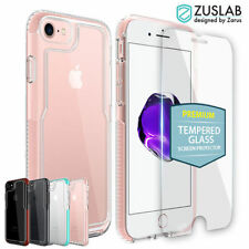Transparent Mobile Phone Bumpers for iPhone 7 Plus