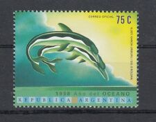 Fish Sea Creatures Argentina 2464 (MNH)