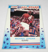 766841d95ea Michael Jordan Original Basketball Trading Cards 1989-90 Season for ...