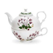 Botanic Garden Boxed Portmeirion Pottery Cups & Saucers