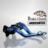 CNC 5D Short Motorcycle Brake Clutch Levers for BMW R1200GS Adventure (LC) 14-18