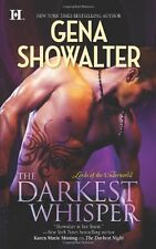 The Darkest Whisper (Lords of the Underworld) by Gena Showalter