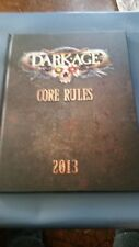 Darkage Core Rules 2013 Hardcover