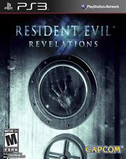 Resident Evil: Revelations PS3 New PlayStation 3, Playstation 3