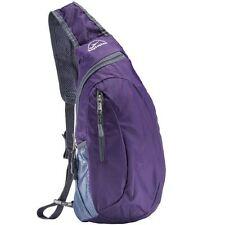Travel Lightweight Shoulder Backpack Sling CrossBody Bag Hiking School Men Women