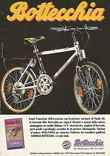 X0189 BOTTECCHIA the professional Mountain Bike - Pubblicità 1992 - Vintage Adv