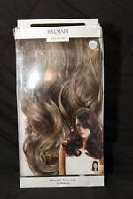 BALMAIN Paris Hair FULL Complete EXTENSIONS New in BAG-BOX Dark SAND 40cm/16""