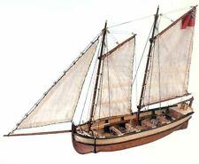Artesania Latina AL19015 Endeavour's Longboat 1:50 Scale Model Ship Kit *NEW*