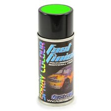 Colore Spray Vernice x Carrozzeria Lexan - VERDE FLUO - FAST274