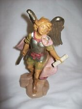 1997 Italy Fontanini Depose 291 Angel With Sword & Scroll