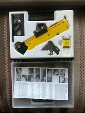 World Tool 10 Way Glass/Tile/Fabric Utility Rotary Cutter with Sharpener & Case
