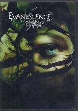 DVD ZONE 2 CONCERT + CD LIVE 14 TITRES--EVANESCENCE--ANYWHERE BUT HOME--2004