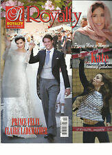 ROYALTY MONTHLY,  NOVEMBER / DECEMBER, 2013  ( PRINCESS MARY IN MOROCCO )