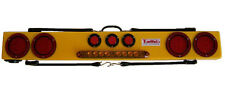 "TowMate 48"" with Safety Strip and IMON Monitor - Wireless Wide Load Light Bar"