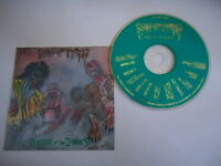 IMPETIGO HORRORS OF THE ZOMBIES US VINTAGE 1992 WILD RAGS CD NEW B14 DEATH METAL