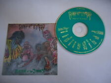 IMPETIGO HORRORS OF THE ZOMBIES US VINTAGE 1992 WILD RAGS CD NEW B14 DEATH METAL